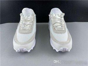 Новый выпуск Sacai ЛДВ вафельные рассвете тренеров мужские кроссовки для женщин рубец Ы спорт бег обувь EUR размер 36-45