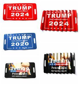 Мода Trump 2020 Hand Flag Keep Ameaican Великое Письмо печать Баннеры Creative Главного Garden Party Donald Флаги TTA1812