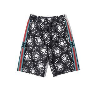 19ss Mens Shorts stylist Mens Summer Fashion Beach Pants Camouflage