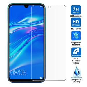 Vidro temperado para Huawei Honor 10i 8A 10 Lite 8C 8X Jogo P20 P30 Pro P40 P inteligente película protetora 2019 protetor de tela
