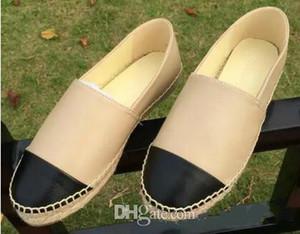 2019 nuove donne casuali scarpe di tela panno Primavera Espadrillas donna di alta qualità a piedi scarpe moda scarpe Two Tone Lady Canvas Sneakers
