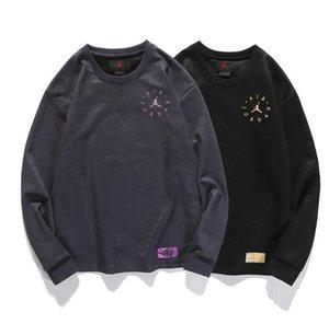 spring autumn designer brand mans thin t-shirts Round collar New Fashion Brand Man's Classic size m-2xl