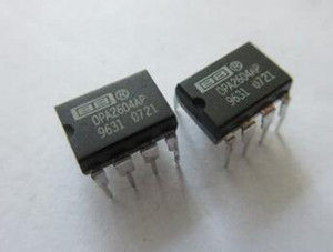 Circuito integrato Genuine Burr Brown OPA2604AP DIP8 Integrated Circuit