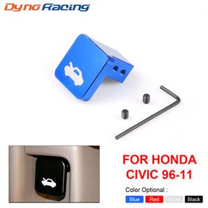 Barato motor capos capilla del coche Pestillo de liberación de la manija de reparación Kit de bloqueo de la tapa del motor Auto Accesorios para Honda Cívico 1996-2011