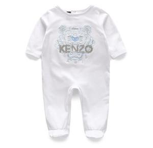 Весна Осень Rompers младенца комбинезонов для новорожденных девочек Мальчик одежда Детская Новорожденные Детская одежда хлопка с длинным рукавом лазания Одежда