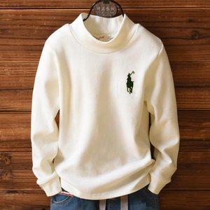 Kinder Kleidung Designer Jungen langärmlige Baumwolle Babykleidung vêtements bébé garçon Kinder Polo-Shirts Herbst Winter 5 Farben Freies Verschiffen