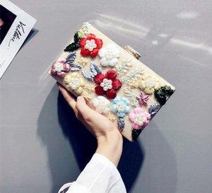حقيبة السيدات يوم المرأة حقيبة السهرة الحرير الزفاف الفاصل مغلف حقيبة يد سيدة زفاف CROSSBODY حقيبة البسيطة