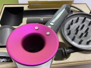 venta superior de Tercera Generación 3 Secador de pelo salón profesional Herramientas secador del soplo de calor rápida velocidad del ventilador en seco Secadores de pelo No Ventilador de vacío