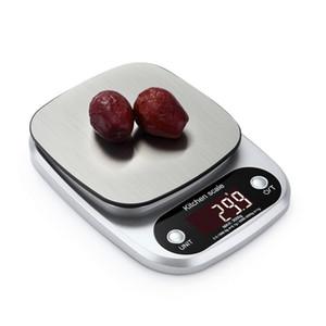 3 kg 5 kg * 0.1 g 10 kg * 1 g Joyería portátil de precisión Escala de bolsillo Balanzas de pesaje Mini LCD Balanza electrónica Balanzas de peso