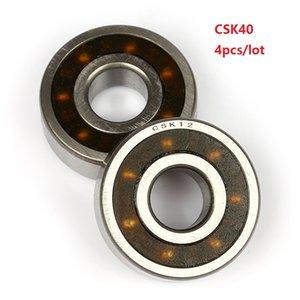 4 pz / lotto CSK40 40mm un modo frizione cuscinetto senza chiavetta 40x80x22mm alta qualità frizione antiritorno cuscinetto 40 * 80 * 22mm