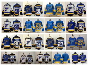 NHL 세인트루이스 블루스 저지 91 Vladimir Tarasenko 90 Ryan O'Reilly 50 Binnington 27 Alex Pietrangelo 55 Colton Parayko Jaden Schwartz Hockey