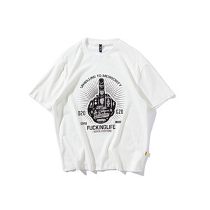 Embroidery Cotton 100% Mens T Shirt Fashion Mens Stylist Short Sleeves Summer men's and women's cotton t-shirts new products hip hop Street