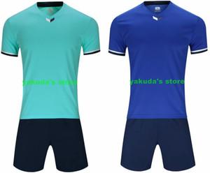 Discount Men's Mesh Performance Football Jerseys Design your own custom shirts shorts uniforms online Soccer Jersey Sets Jerseys With Short