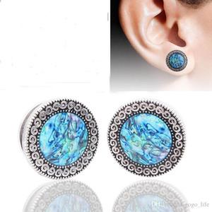 1 Pair Paslanmaz Çelik Kulak Tıkaçları Tünelleri Eti Genişletmeler Piercing Kulak Tıkaçları Küpe Göstergeleri Kulaklar Genişleticiler Yüzükler Vücut Takı