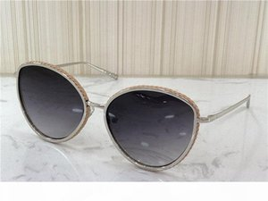 New fashion designer sunglasses 4254 charming cat eye frame popular style for women top quality selling uv400 protection eyewear