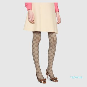 Hot G Stockings Women &#039 ;S Brand Sexy Stay Up Thighs High Stockings Knitted Long Knee High Socks Mesh Pantyhose High Elastic Full G Leg