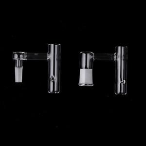 DHL !!! Kuvars Parmak Banger (Parmak As Cap) 10mm 14mm 18mm Erkek Kadın 4590 Kuvars Banger Çiviler İçin Cam Suyu Bongs Dab Donanımları Borular