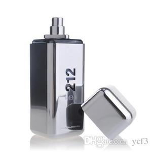 perfume Free shipping Sending Love Water Silver VIP 2-1-2 Men's Fragrance 100ML Lasting Health Fragrance Parfum