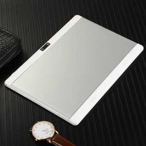 2020 New Android 9.0 OS 10 inch tablet pc Quad Core 32GB ROM 1280*800 IPS 2.5D Glass Screen Tablets 10.1 Gifts +64GB TF card