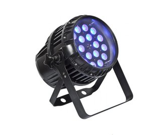 Super Bright Outdoor Led Zoom Par Bühnenscheinwerfer 18x18w RGBWA UV 6IN1 Zoom Led Par IP65 wasserdichte Par Cans DMX DJ Disco-Beleuchtung