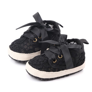 2020 Autumn Kid Baby First Walkers Shoes Infant Toddler Shoes Girls Casual Hollow Soft Bottom Non-slip Princess