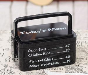 1900 мл Высокое Качество Горячей Продажи Nordic Style Пластиковые Прямоугольник Lunch Box Микроволновая Печь Lunch Box