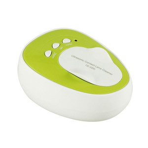 Portable Ultrasonic Household Contact Lens Cleaner Contact Lens 40KHz 4ml Washing 7W Machine 5min(Once Week)