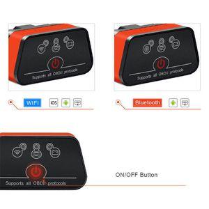 Automotive Scanner 2019 vGATE ICar2 Mini Código WiFi Leitor Car diagnóstico Scanner Scan Tool ELM327 OBD2