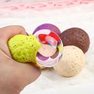 Stres Topları Sıkmak Dinozor Yumurtaları Bebek Ejderha Antistres Yenilik Gag Oyuncaklar Eğlenceli Hileler Havalandırma Topları Anti Stres Yumuşak Renkli Çocuklar hediyeler