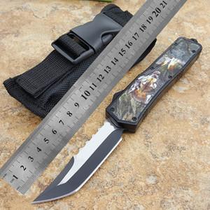 2 модели AUTO UTX85 тактический EDC Benchmade bm3300 BM3500 A07 A16 E07 A162 итальянский стиль Складные карманные ножи двойного действия для кемпинга ножи