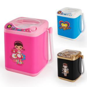 미니 건조기 청소 전기 롤러 작은 장난감 Whizzer 속눈썹 세탁기 탈수기 세탁기 메이크업면 렌즈 세척 어린 소녀 8 8yz의 C2