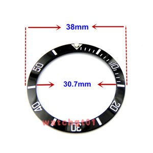 38mm size ceramic bezel Repair Tools watch accessories Lv LN watches part repairmen watchmark man wristwatches