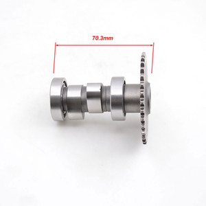 yemoto Motorcycle Camshaft Cam Shaft Assemly Assy For GY6 50 60 80 139QMA 139QMB Moped Scooter Dirt Bike Engine Spare Parts