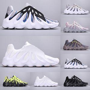 2020 Yeni Kanye West 451 3M Volkan Dalga Runner Floresan Moda 451s Erkek Ayakkabıları Tasarımcı Kadınlar Spor Spor ayakkabılar Eğitmenler Boyutu 7-11 Koşu