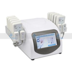 Professional 650nm Портативный Lipo Лазерный Диод-Липолязер Наполнение Машина для похудения Неинвазивные Лазерные Животные Журнальные Организаторы Веса Формирующий инструмент для тела