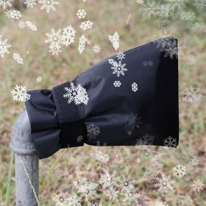 Wintergarten Frostbeständig-Hahn-Hahn-Wasser-Abdeckungen Sprinkle Ventilisolierung Wrap-Hahn-Schutz für Gartenzubehör