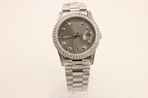 2019 venta caliente relojes de los hombres Reloj de las señoras reloj automático de 36mm tamaño de cristal de zafiro de alta calidad relojes de las mujeres de la marca