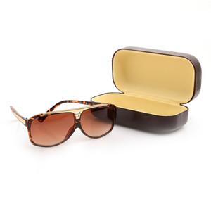 Высокое качество L Марка ВС очки Мода Evidence солнцезащитные очки Дизайнер очки очки Для мужчин Glassess женщин солнцезащитные очки с коробками случаев