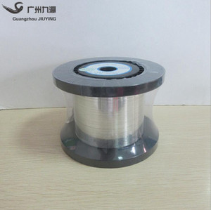 Square tin-copper clad steel wire 0.5*0.5 0.45*0.45 0.55*0.55mm exclusively for plastic frame CP wire