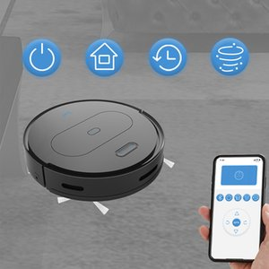 ObowAI 3000Pa aspiration OB11 Robot Aspirateur à distance automatique de charge intelligente Carte de navigation avec réservoir d'eau et APP utilisation expédition DHL