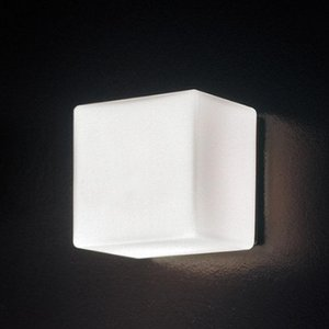 Indoor Wall Light Led Ice Wall Lamp Glass Wall Lamps White Ice Cube Background Light Ktv  Bar  Room  Ice Brick Lamp