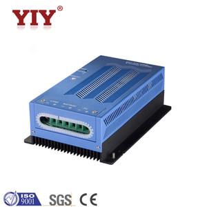 YIY DC12V 24V 40A MPPT شاحن للطاقة الشمسية التفريغ contrloer بطارية ذات كفاءة تحويل THREE SAGE CHARGE نظام تحكم تهمة