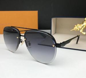 Best-seller piloti stile senza telaio telaio squisito Handmade superiore di marca del progettista di qualità degli occhiali da sole UV400 Drive Protection uomini sunglasses