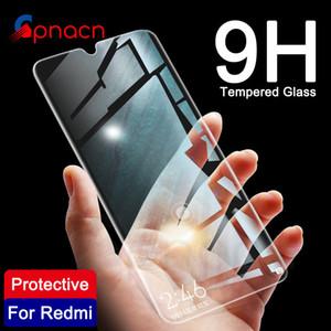 9H cristal protector en el Xiaomi Para redmi 7 7A 6 Pro 5A 6A 5 Plus S2 K20 Nota 7 6 Pro protector de la pantalla de cristal templado de Cine