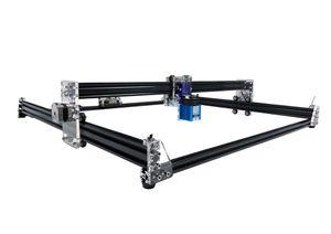 DIY 15W Laser gravador 500mW / 2500mw / 5500mW / 15000mw GRBL1.1 2Axis Laser cortador CNC router máquina de gravura de madeira Router