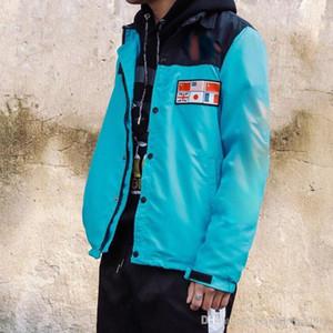 Designer Hoodie Mens camisola revestimento roupa correr Mapa reflexivos Casacos mens designer de jacke Hoodies blusão veste homme blouson