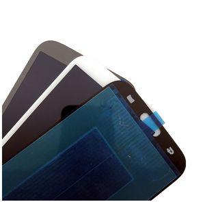 Para Samsung Galaxy Note 2 N7100 pantalla lcd con pantalla táctil digitalizador ensamblaje blanco por envío gratis; 100% de garantía