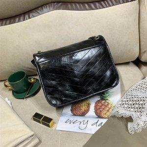 2020 New Fashion Casual Tote Bag Shoulder Bag Messenger Bag HandbagYYSLlWallet Handbag Backpack