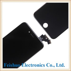 LCD Display For iPhone 6 6 Plus Touch Screen Digitizer Assembly Replacement LCD Touch Panel 100% One by One Tested