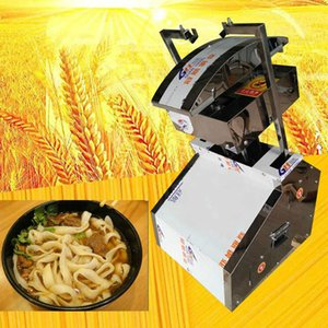 Commercial Stainless Steel Knife noodle machine Electric Noodle Maker Handmade Noodles Dough Cutter machine is simple and conven